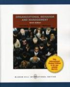 Organizational Behavior and Management 9th edition 9780071220897 0071220895