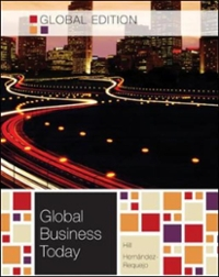 Global Business Today 7th edition 9780071220842 0071220844