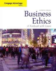 Cengage Advantage Books: Business Ethics 7th edition 9780495808763 0495808768