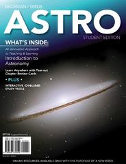 ASTRO (with Review Cards and Astronomy CourseMate with eBook Printed Access Card) 1st edition 9780538738040 0538738049