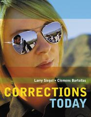 Corrections Today 1st edition 9780495602408 049560240X