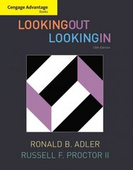 Cengage Advantage Books: Looking Out, Looking In 13th edition 9780495898177 0495898171