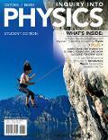 Inquiry Into Physics Student Edition