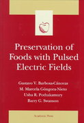 Preservation of Foods with Pulsed Electric Fields 0 9780080539461 0080539467