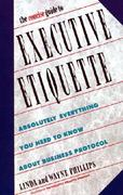 Concise Guide to Executive Etiquette 0 9780385247665 0385247664