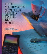 Finite Mathematics & Calculus Applied to the Real World 0 9780065018165 0065018168