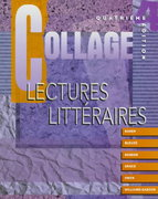 Lectures Littéraires to Accompany Collage 4th edition 9780070051676 0070051674