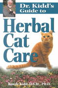 Dr. Kidd's Guide to Herbal Cat Care 0 9781580171885 1580171885
