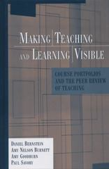 Making Teaching and Learning Visible 1st edition 9781882982967 1882982967