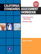 California Standards Assessment Workbook 1st edition 9780131839854 0131839853
