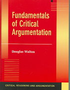 Fundamentals of Critical Argumentation 1st Edition 9780521530200 0521530202