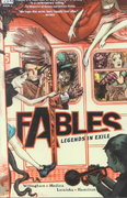 Fables Vol. 1: Legends in Exile 0 9781563899423 1563899426