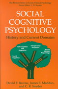 Social Cognitive Psychology 1st edition 9780306454752 0306454750