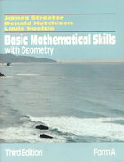 Basic Mathematical Skills with Geometry 3rd edition 9780070317178 0070317178