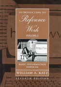 Introduction to Reference Work 7th edition 9780070342774 0070342776