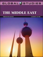 Global Studies: The Middle East 13th edition 9780073527758 0073527750
