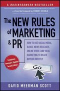 The New Rules of Marketing and PR 2nd edition 9780470547816 0470547812