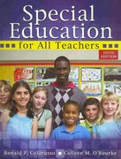 Special Education for All Teachers 5th edition 9780757561719 0757561713