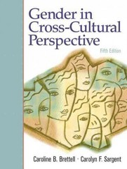 Gender In Cross-Cultural Perspective- (Value Pack w/MySearchLab) 5th edition 9780205701001 0205701000