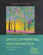 DEVELOPMENAL MATH&MYMATHLAB GLUE IN ACCESS 2nd edition 9780321651983 0321651987
