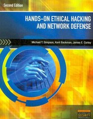 Hands-On Ethical Hacking and Network Defense 2nd Edition 9781435486096 1435486099