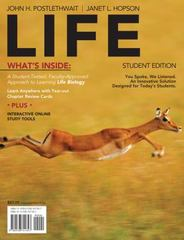 LIFE (with Biology CourseMate with eBook Printed Access Card) 1st edition 9780538741347 0538741341