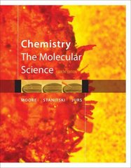 Chemistry 4th edition 9781439049303 1439049300