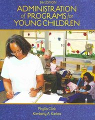 Administration of Programs for Young Children 8th Edition 9780495808985 0495808989