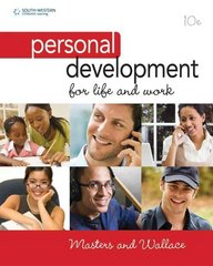 Personal Development for Life and Work 10th Edition 9780538450232 0538450231