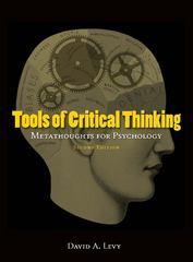 Tools of Critical Thinking 2nd edition 9781577666295 1577666291