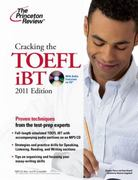 Cracking the TOEFL iBT with CD, 2011 Edition 0 9780375429743 0375429743