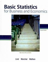 Basic Statistics for Business and Economics with Formula Card 7th edition 9780077384470 0077384474