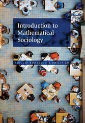 Introduction to Mathematical Sociology 1st Edition 9781400842452 140084245X