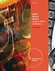 Sight, Sound, Motion 6th edition 9781424069217 1424069211