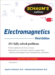 Schaum's Outline of Electromagnetics, Third Edition 3rd edition 9780071632355 0071632352