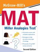 McGraw-Hill's MAT Miller Analogies Test, Second Edition 2nd Edition 9780071702324 0071702326
