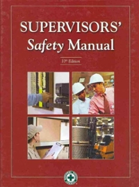 Supervisors' Safety Manual 10th Edition 9780879122881 0879122889
