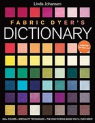 Fabric Dyer's Dictionary 0 9781571208637 1571208631