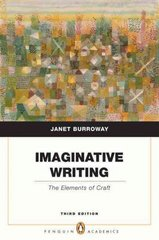 Imaginative Writing 3rd Edition 9780205750351 0205750354
