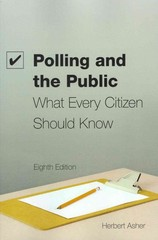Polling and the Public 8th Edition 9781604266061 1604266066
