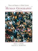 Places and Regions in Global Context: Human Geography 3rd edition 9780131015180 0131015184