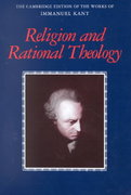 Religion and Rational Theology 1st edition 9780521799980 0521799988