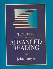 Ten Steps to Advanced Reading 1st Edition 9781591940791 1591940796