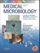 Medical Microbiology 17th edition 9780702040092 0702040096