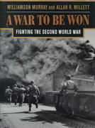 A War to Be Won 1st Edition 9780674001633 067400163X