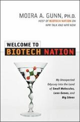 Welcome to BioTech Nation 1st edition 9780814409237 0814409237