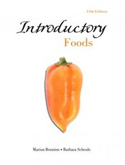 Introductory Foods 14th Edition 9780132739276 0132739275