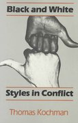 Black and White Styles in Conflict 1st Edition 9780226449555 0226449556