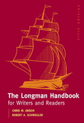 The Longman Handbook for Writers and Readers 5th edition 9780205549832 0205549837