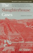 The Slaughterhouse Cases 1st Edition 9780700614097 0700614095